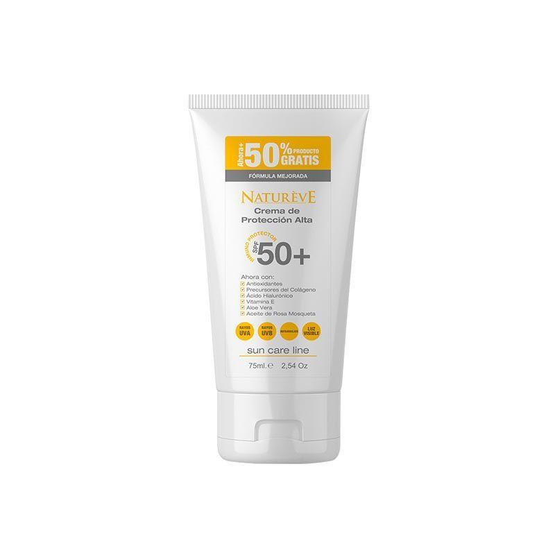 Crema solar spf 50