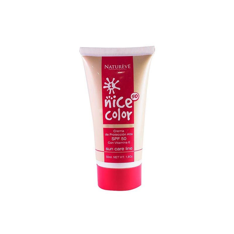 Crema solar nice color 1