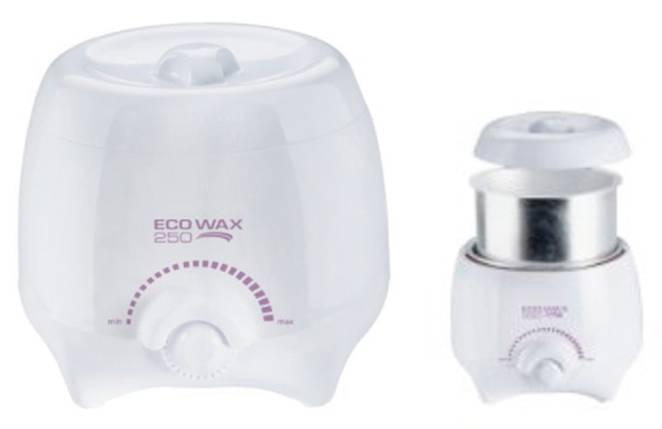 Fusor de Cera Eco Wax 250 ml con Cazo