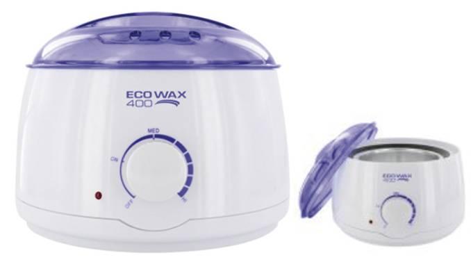 Fusor de Cera Eco Wax 400 ml con Cazo
