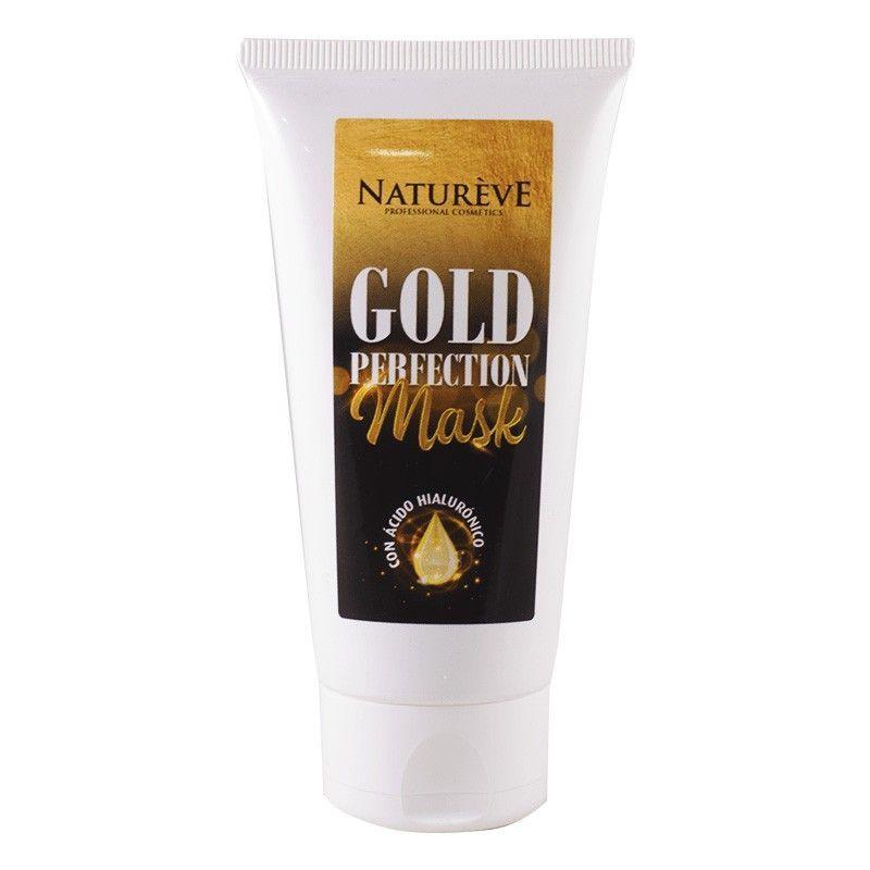 Mascarilla Oro