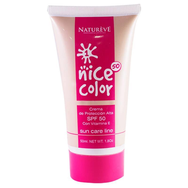 NICE COLOR CLARO 50 ml