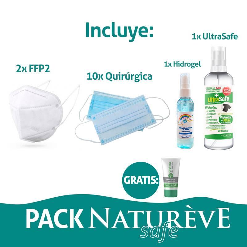 Pack Natureve Safe