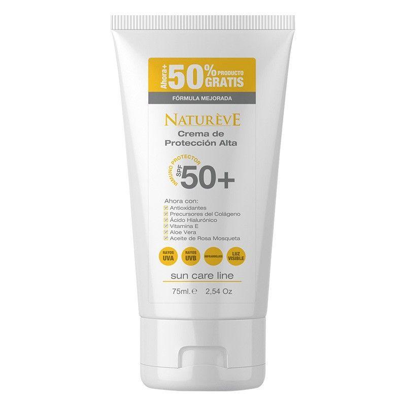 Protección Alta Spf50